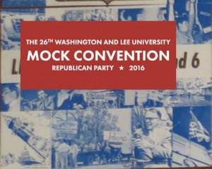 Mock Convention 2016 Kick-Off