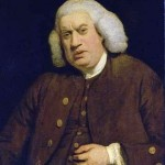 Samuel Johnson by Joshua Reynolds