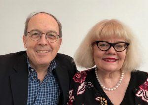 Barbra and Hal Higginbotham