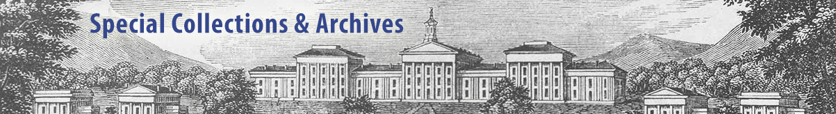 Washington and Lee University Special Collections and Archives Site