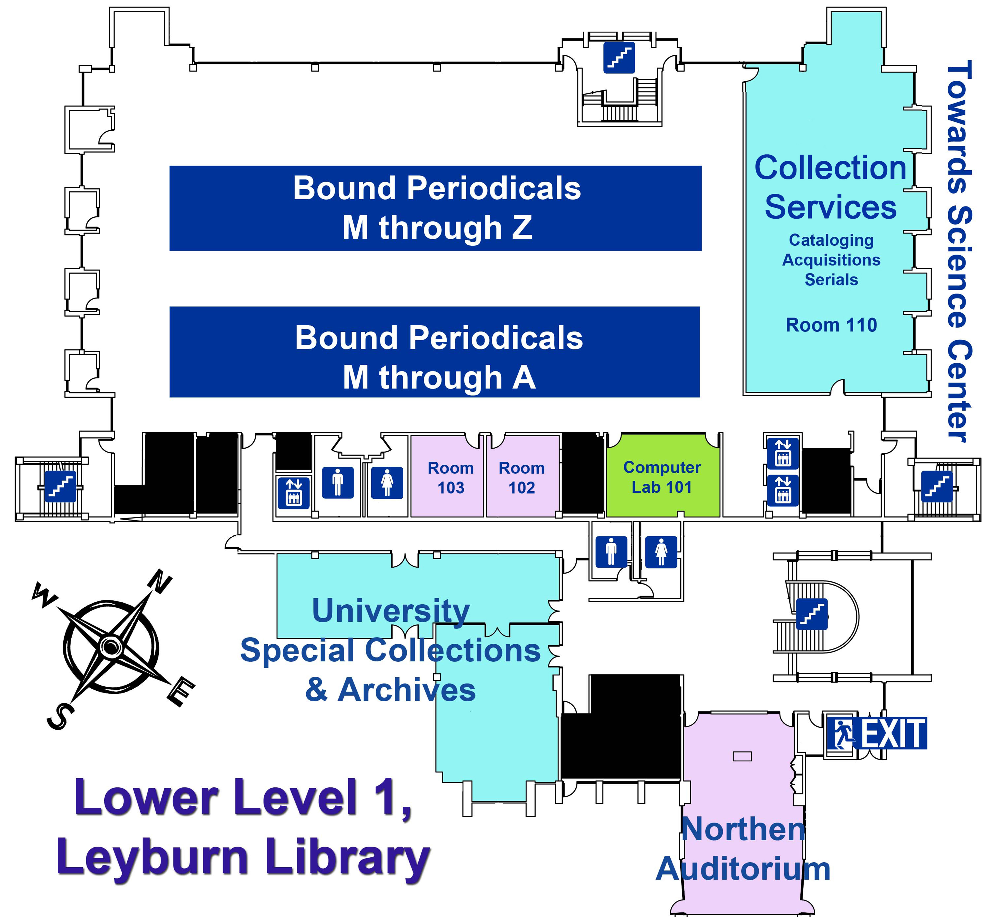 Leyburn Level 1