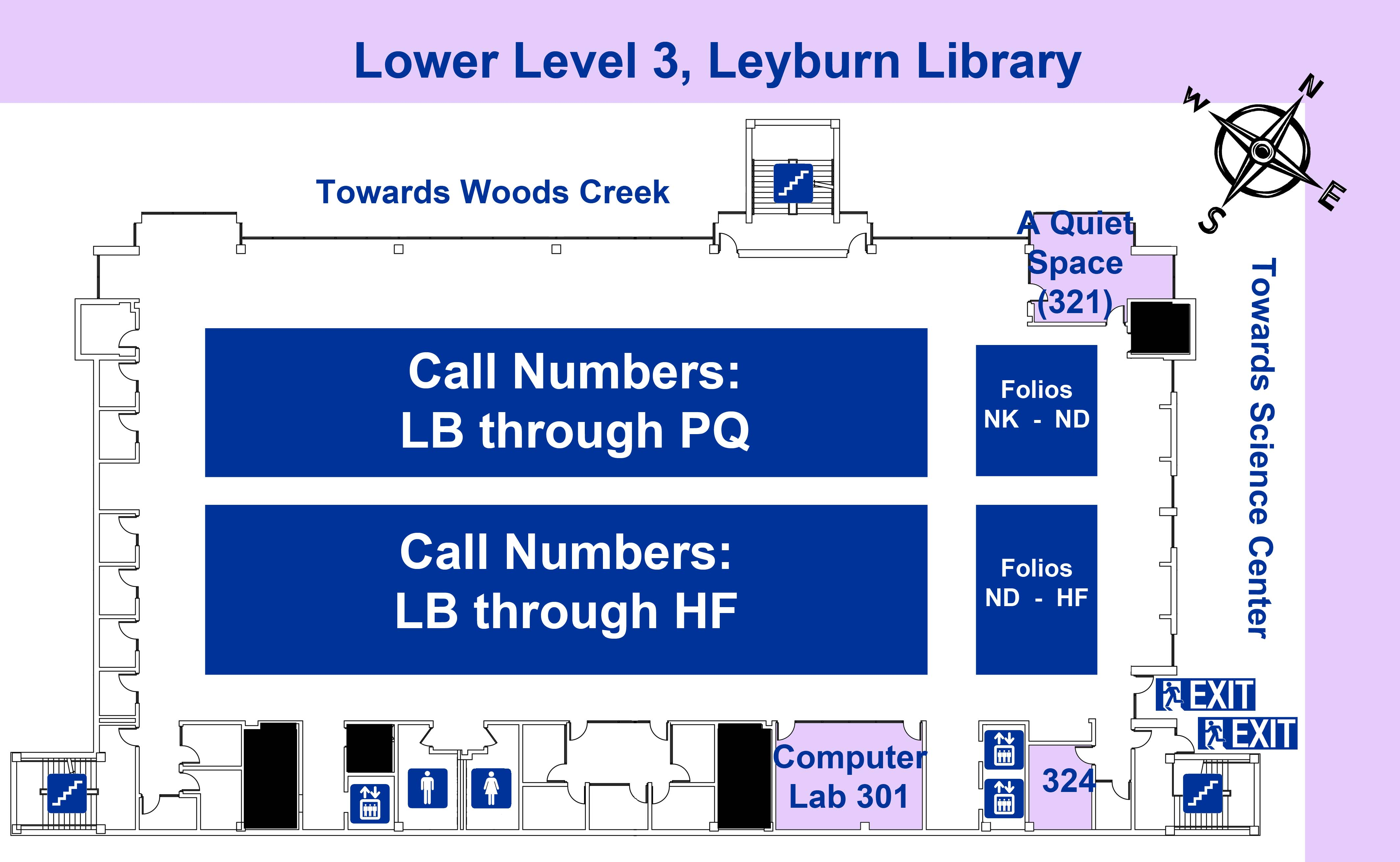 Leyburn Level 3