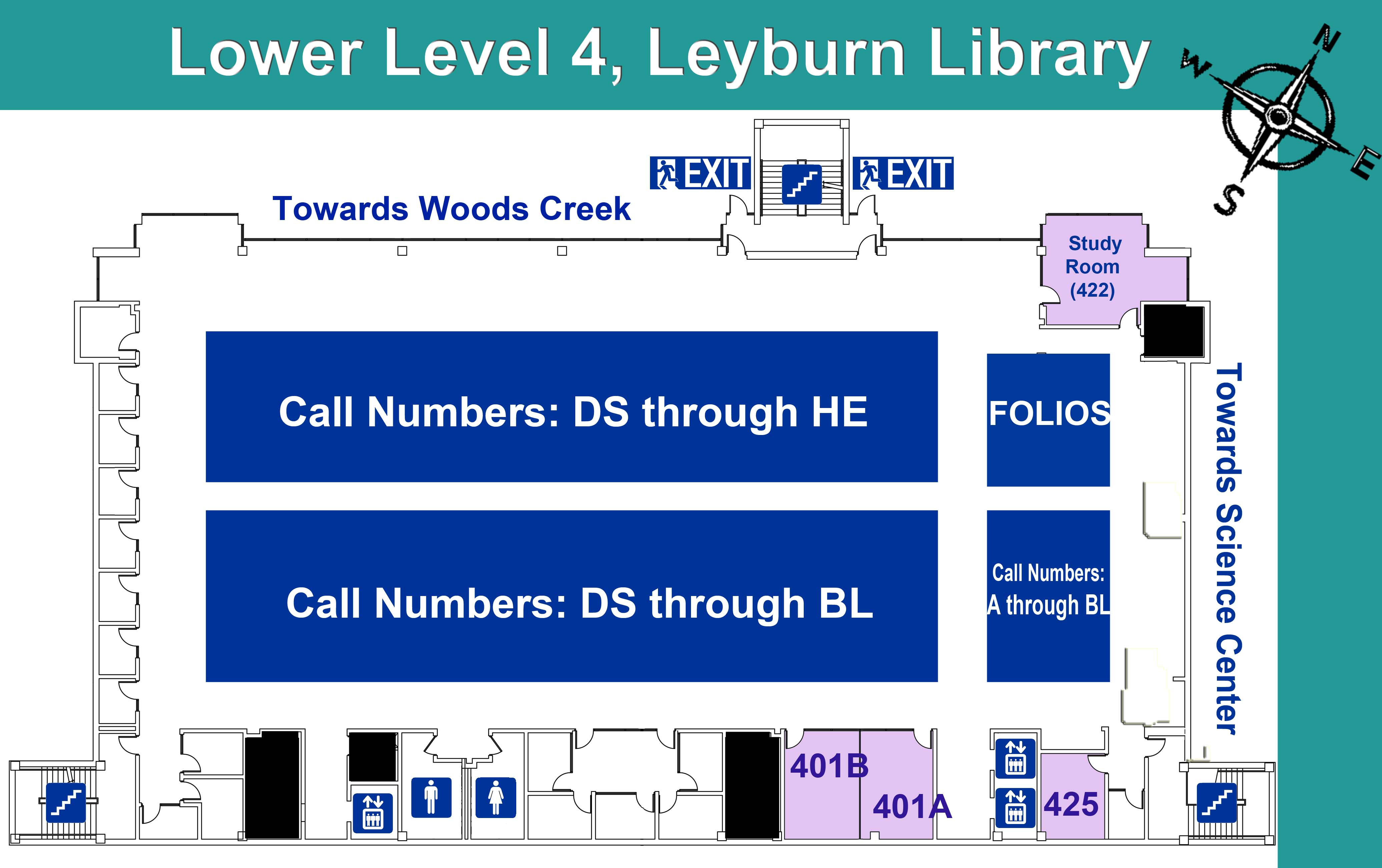 Leyburn Level 4