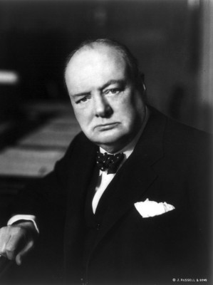 Winston Churchill'