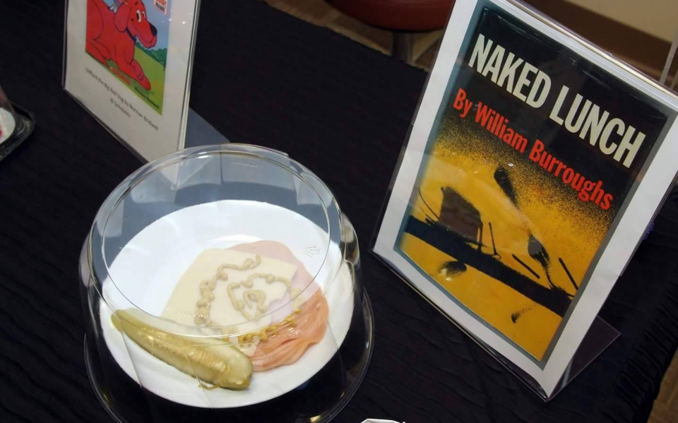Naked Lunch Entry