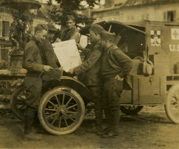 Photo of S.S.U.-534 Ambulance Unit