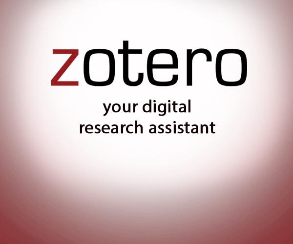 Zotero Web Banner