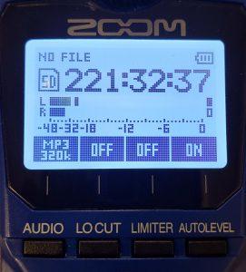 Zoom Audio Settings