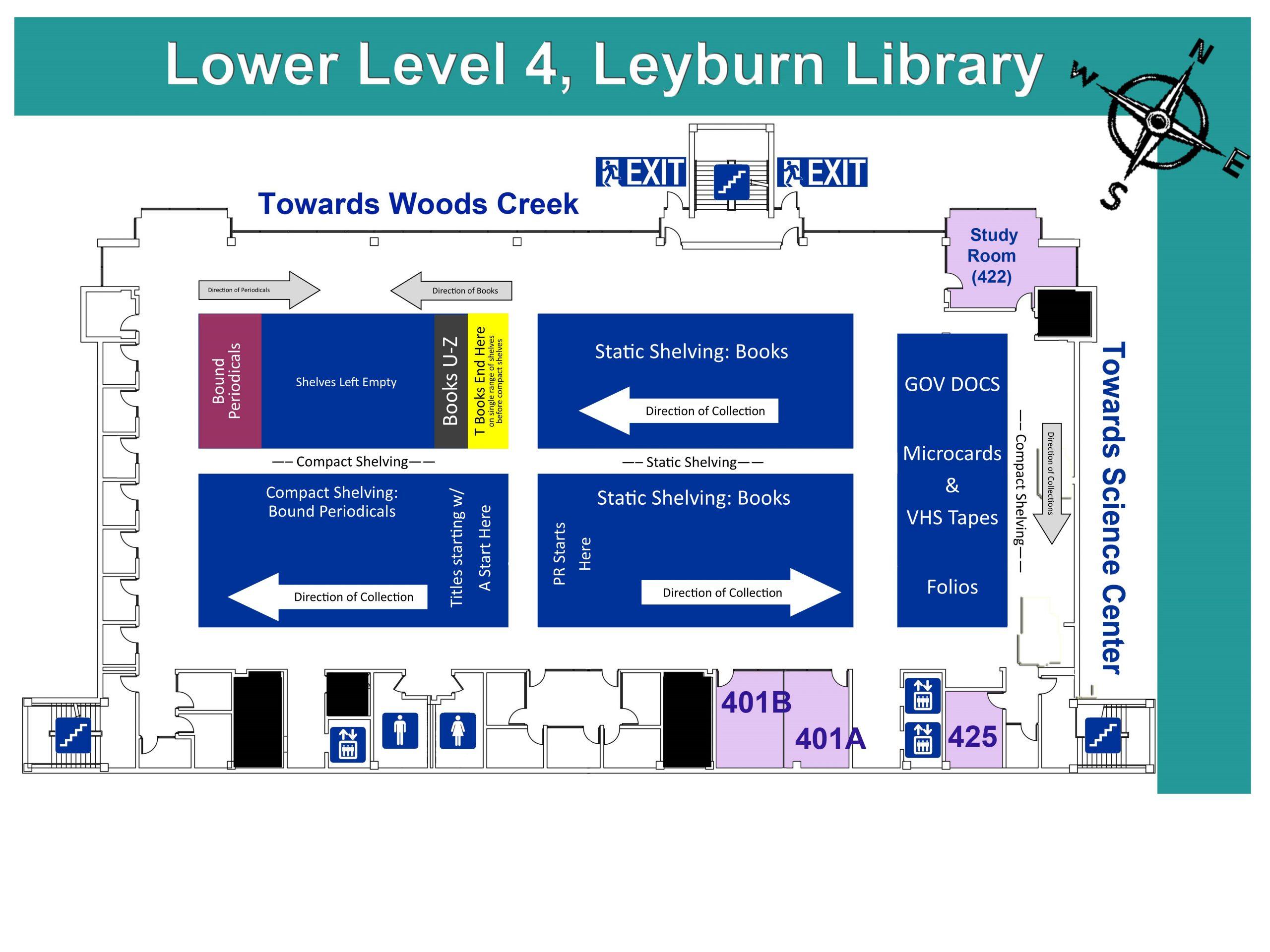 Leyburn Level 4