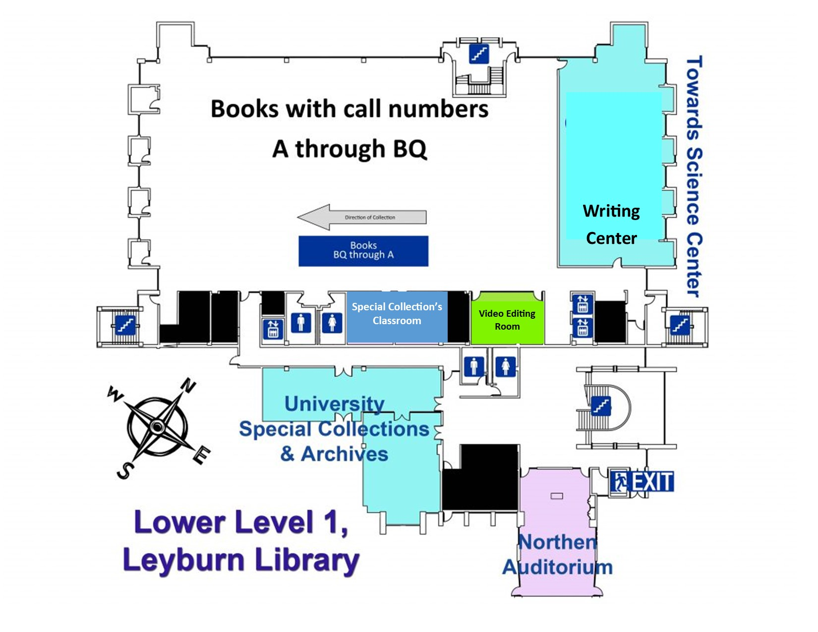 Leyburn Level 1