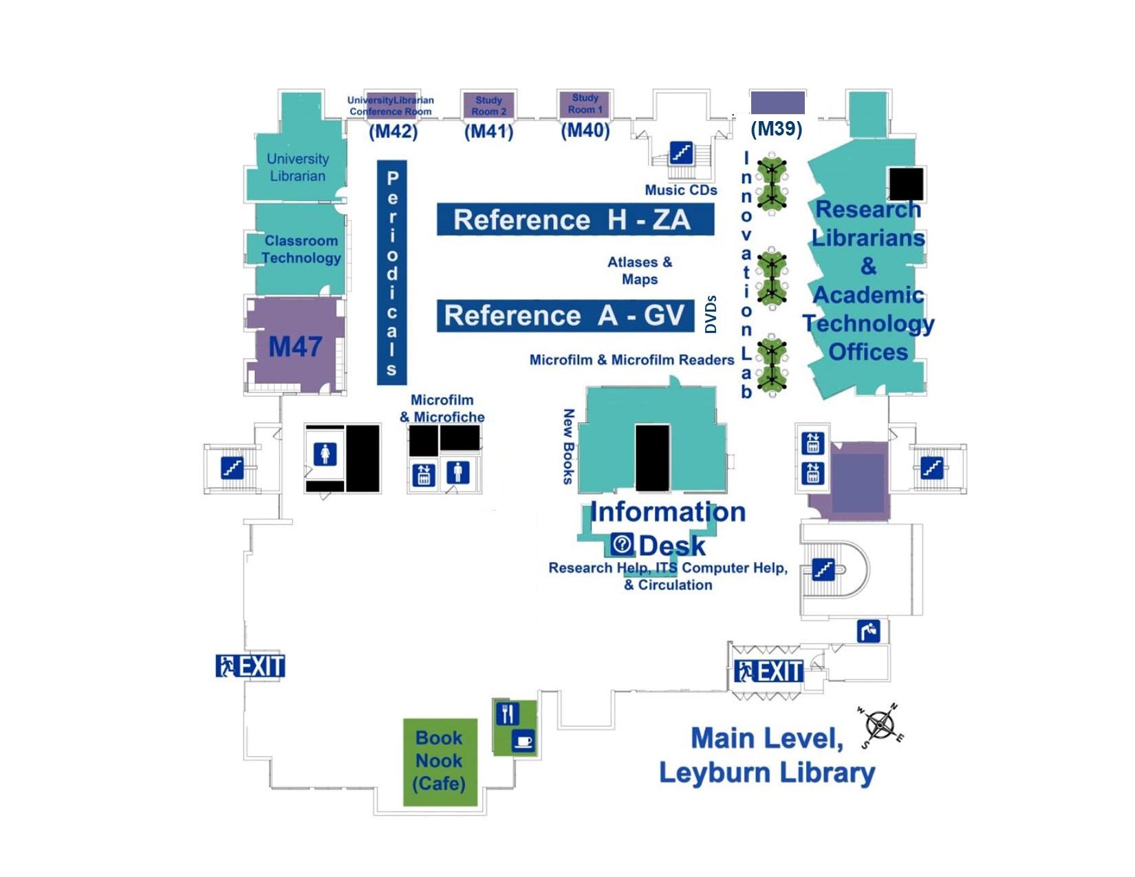 Leyburn Main Level